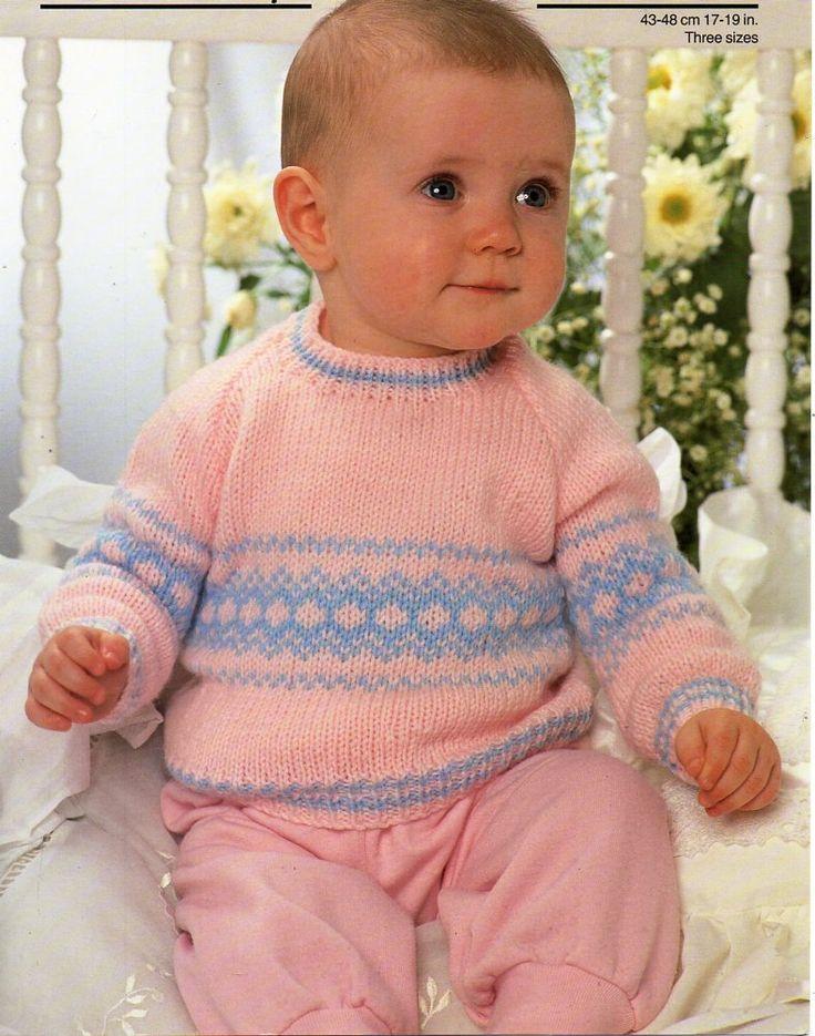 1083 best Vintage Baby knitting patterns / Baby Knit Patterns ...