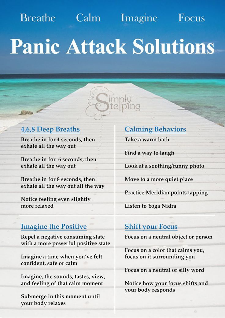 Read the full article What to Do When Panic Takes Over-HERE Set up a One on One Session for more anxiety support-HERE