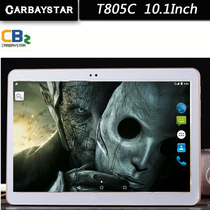 CARBAYSTAR T805C Smart Tablet 4G LTE 10.1 Inch Android 5.1 @/32 GB