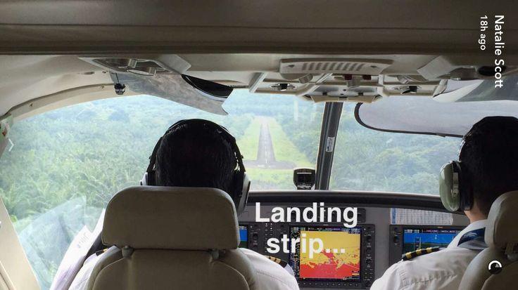 Flying Sansa!!! Quepos, Costa Rica
