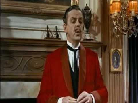 A British Nanny - Mary Poppins (David Tomlinson) - YouTube mr banks