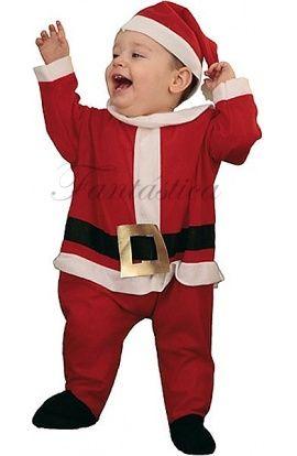 Disfraces para beb s de pap noel disfraz santa claus - Disfraz de santa claus para nino ...
