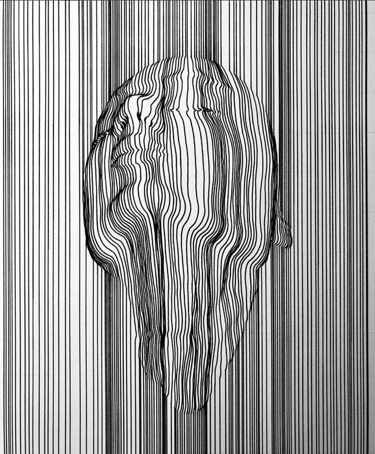 @aartfinesse a Dublin based artists creates beautiful line work focusing oncross… – ARTRPRNR MGZN