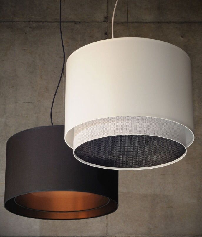 The introvert black ceiling mounted maybe  for your Library Monster