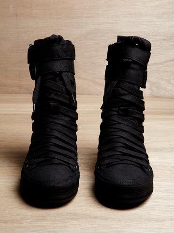 .Epic!!!!! Cyberpunk shoes, Futuristic, Black sneakers, Future shoes