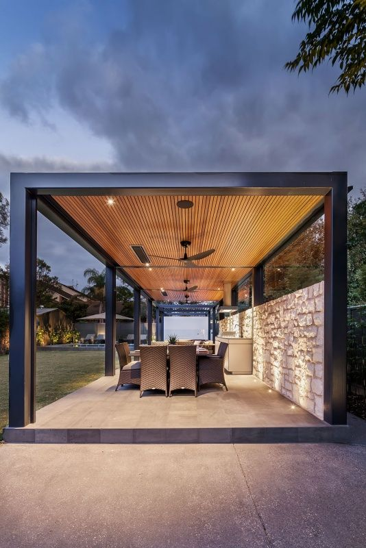 Joslin Pool Pavilion - Glasshouse Projects