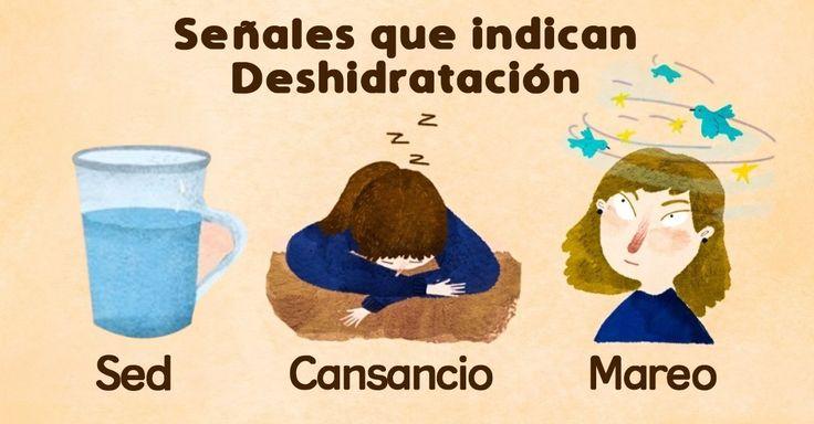 La ilustradora Anzhelika Girel realizó una infografía que muestra los síntomas de deshidratación en el organismo humano. Podrías estar deshidratado sin saberlo.