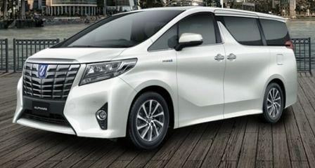 Kredit Toyota Alphard Terbaru 2017