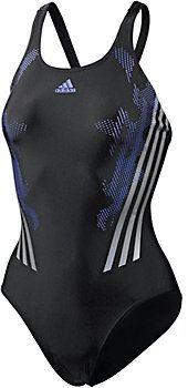 adidas Schwimmanzug Damen schwarz/lila im Online Shop von SportScheck kaufen