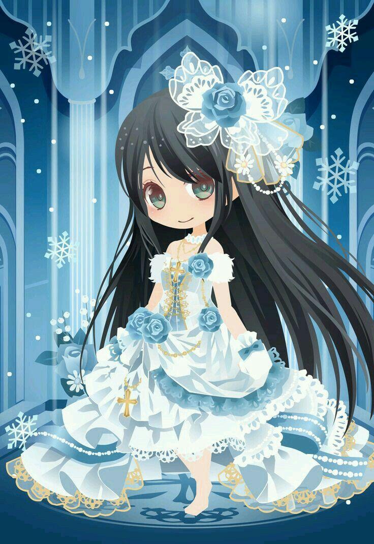 Pin oleh Robert Yonatan di Anime di 2019 Gadis animasi