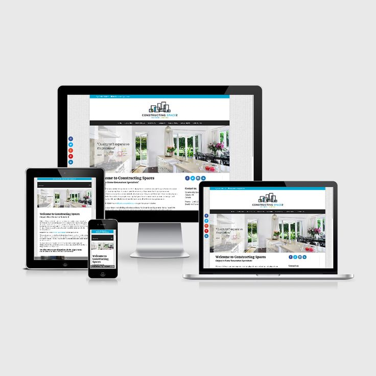 Website Developed for Constructing Spaces - Wordpress and Divi website development. #divideveloper #diviwebsitedesign #wordpressdeveloper #freelancedivideveloper #freelancewordpressdesigner