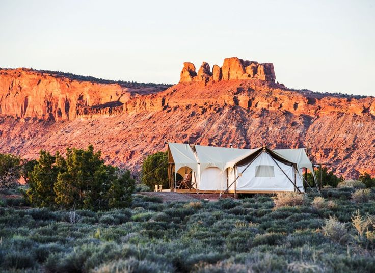 Under Canvas - Grand Canyon - Luxe Camping Retreats to Check Out this Summer - Jetsetter