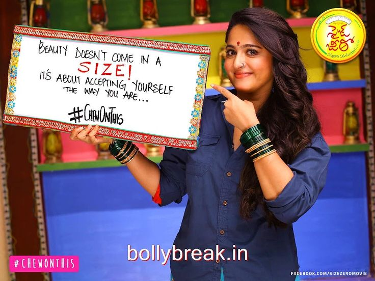 Anushka-Size Zero Movie Latest Wallpapers