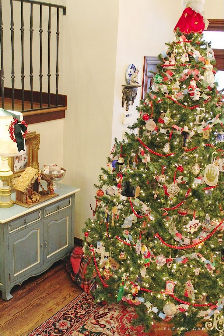 Christmas home decorations 2014 -  2014 Decorating Ideas 111 Best Christmas Trees Images On Pinterest Christmas Decor Christmas House