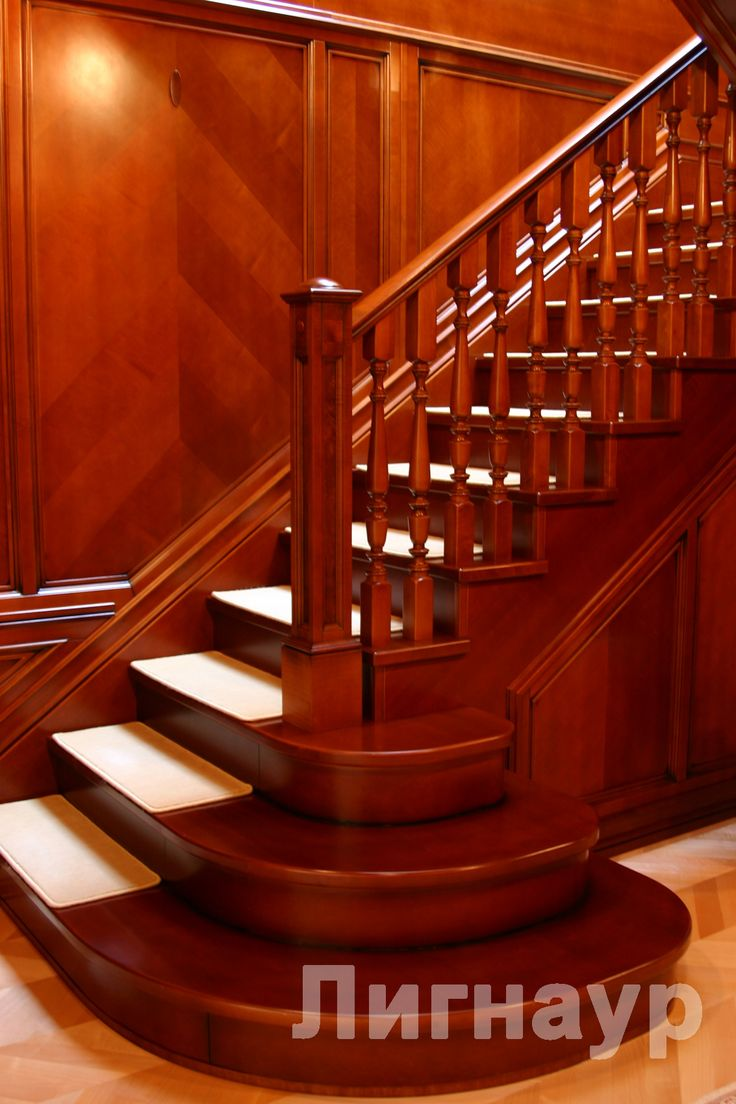 Интерьер холла вид 4. - деревянные лестницы, интерьеры из дерева, отделка деревом | дизайн проекты, дизайны интерьера | столярные изделия | мебель из натурального дерева