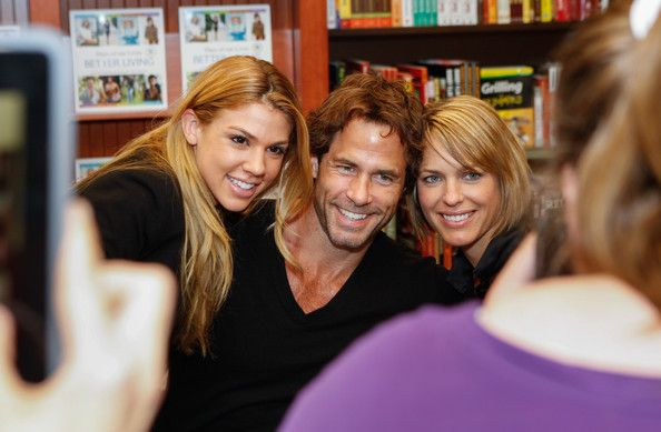 Shawn Christian - 'Days of Our Lives: Better Living' Book Tour Stop  Arianne Zucker, Shawn Christian, Kate Mansi