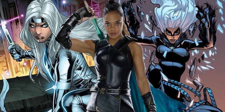 Tessa Thompson Wants Silver & Black Director for Valkyrie Movie