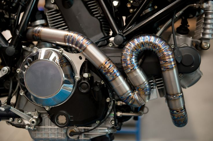 Ducati SportClassic #fmprojects #exhaust