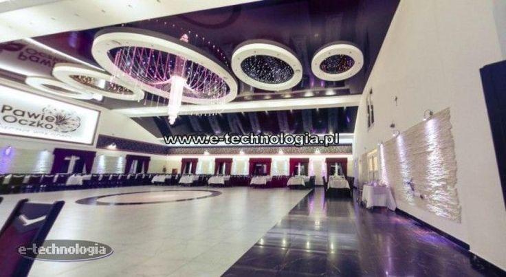 eksluzywna sala weselne - najlepsze sale weselne - projekt sali weselnej marzeń e-technologia