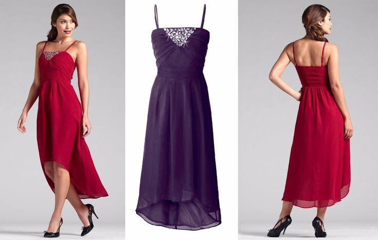 * NOVÉ ,,KRÁSNÉ společenské šaty s kamínky vel.38,40,44 - 2 barvy :: AVENTE ...móda s nápadem