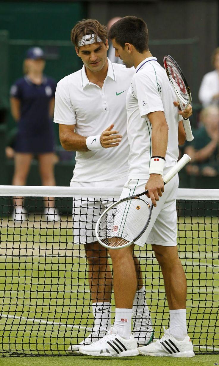 Wimbledon 2014 Live Streaming Tenis Blogspot: NOVAK DJOKOVIC - ROGER FEDERER WIMBLEDON 2014 FINAL