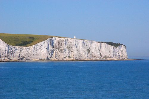 White Cliffs of Dover by jodie