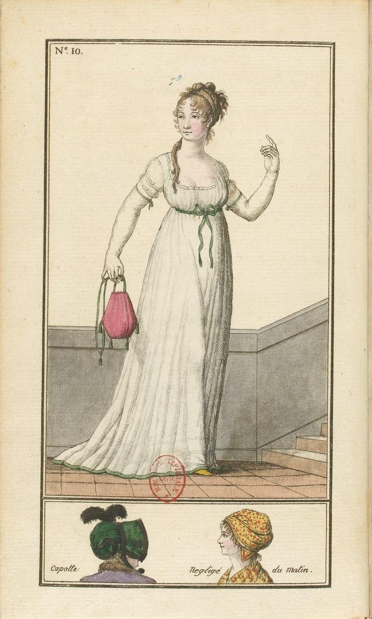 31 December 1799 - Magazine issue No. 10 - Plate 1