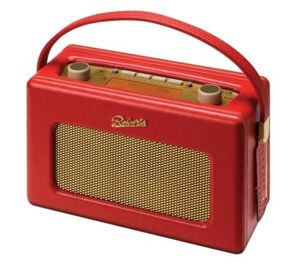 ROBERTS Revival RD60 Portable DAB Radio - Red, Red Price: £ 169.99 The Roberts Revival RD60 Portable DAB Radio beautifully conjures up 1950s style but provides modern-day functionality. The RD60 combines superb cutting-edge clarity of sound with a design dating back to the Rock 'n' Roll years! Supreme listening Some of the compelling reasons to buy this handsome radio include both DAB and FM...