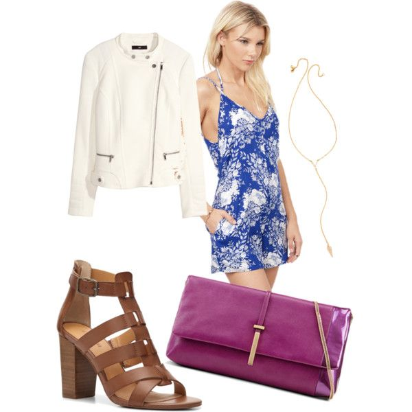 Untitled #189 by serdarsa on Polyvore featuring H&M, ALDO and Rebecca Minkoff