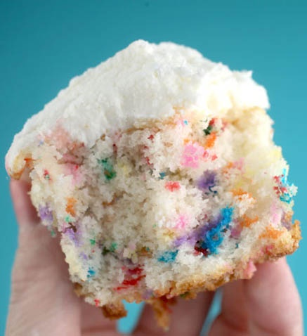 Rainbow Bright Cupcakes by Bakerella | All things cupcake! | Pinterest