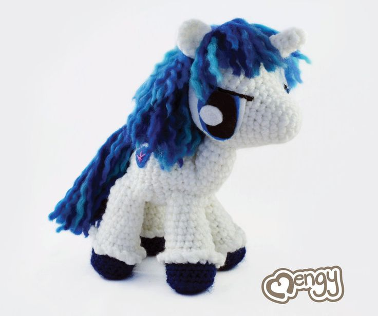 The 68 best My Little Ponies images on Pinterest | Amigurumi ...