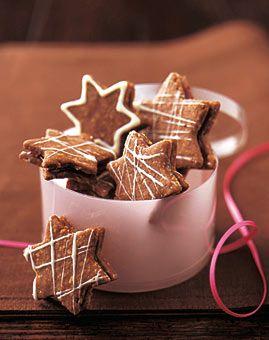 Schoko-Himbeer-Kekse - Süße Geschenke aus der Küche: Schokolade, Pralinen & Co. - [LIVING AT HOME]