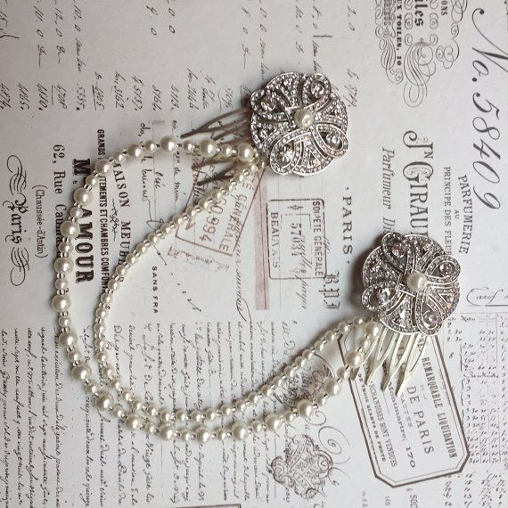 Hey, I found this really awesome Etsy listing at https://www.etsy.com/au/listing/151288502/great-gatsby-headband-1920s-art-deco