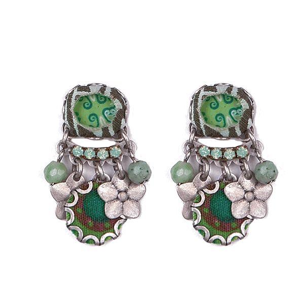 Ayala Bar Jewelry | Pocahantas Earrings