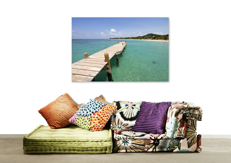 """A Travel Photo Canvas Print 