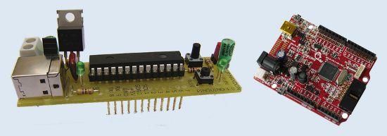 Pinguino es una plataforma de prototipos electrónicos compatible con Arduino. Soporta distintos tipos de microcontroladores de 8 y 32 bits, todos con el módulo USB nativo (sin chip FTDI!). Pinguino…