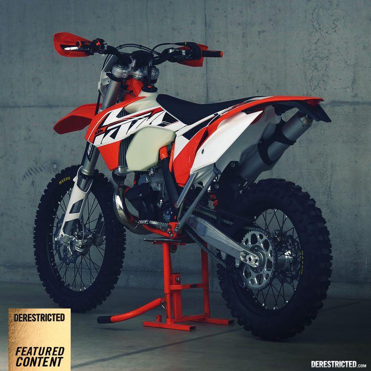 KTM EXC 2015 « 250Exc « DERESTRICTED