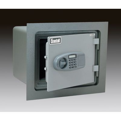 Gardall 1-Hour Fireproof Wall Safe Lock Type: