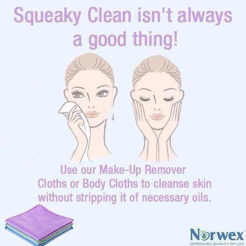 Best 20+ Norwex Face Cloth ideas on Pinterest