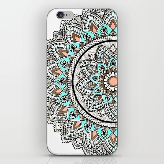 Beautiful Flower iPhone & iPod Skin by Cosmic Revelations | Society6