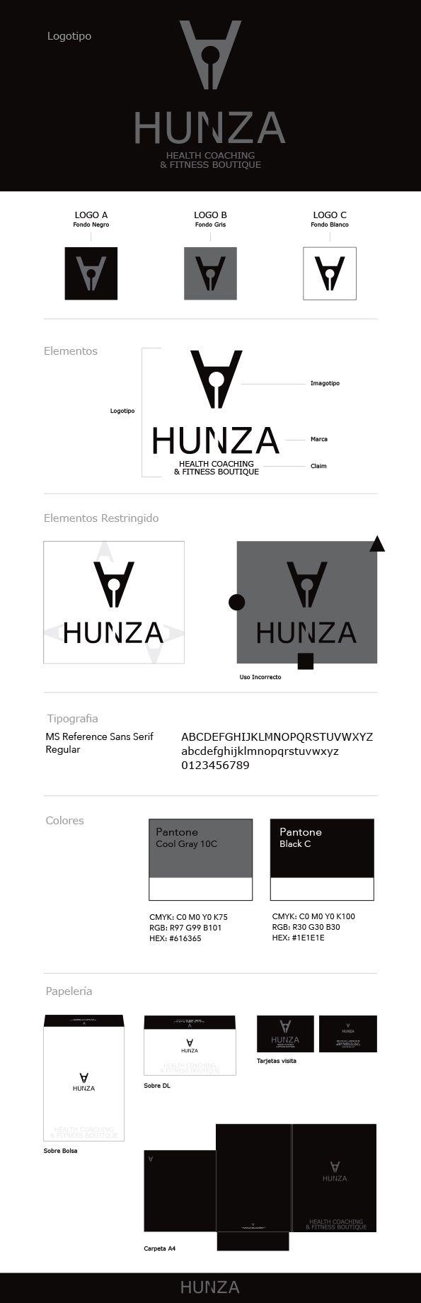 MIC para HUNZA, health coaching & fitness boutique