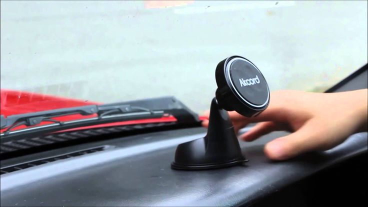 Akcord Magnetic Car Mount - The Best Car Phone Mount in the world
