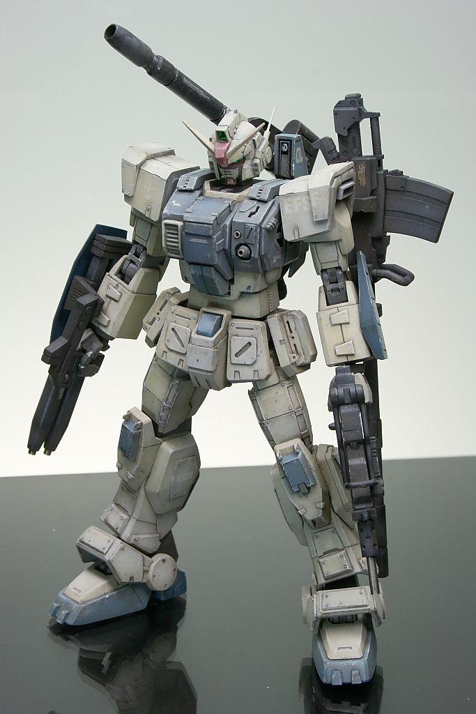 1/144 RX-79[G] Gundam Ground Type Full Armor