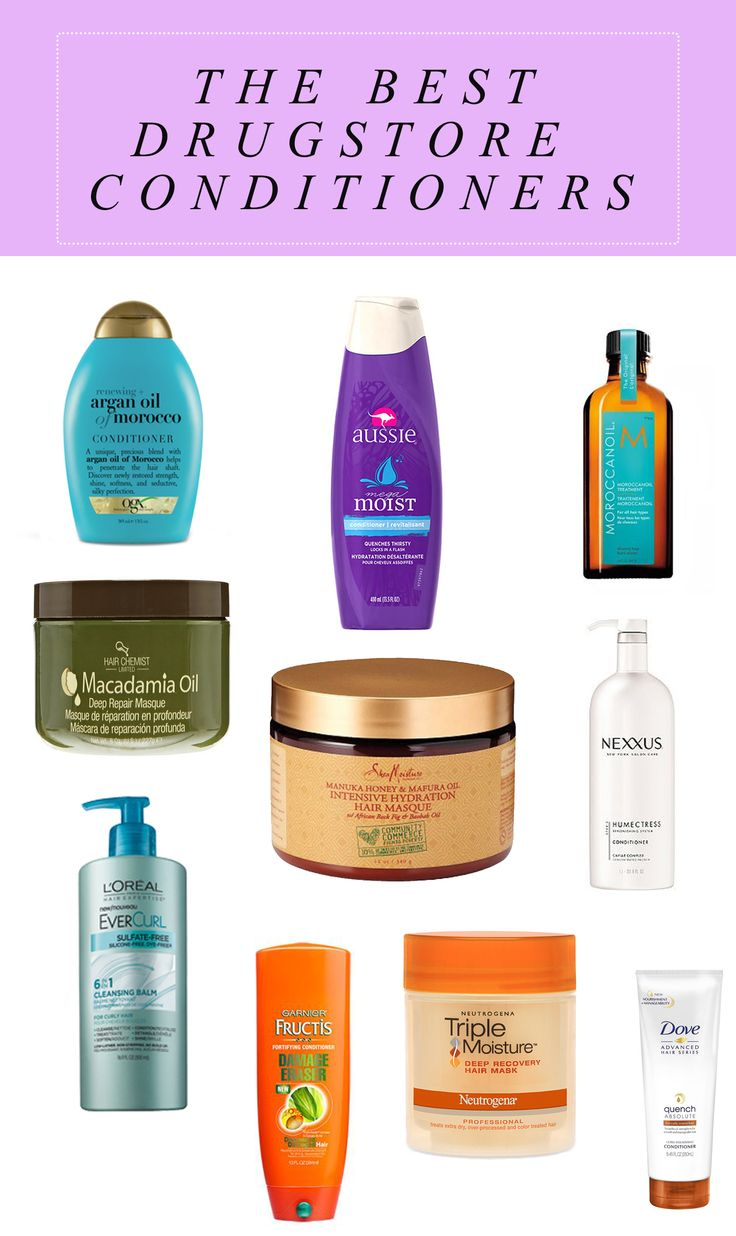 These are the best drugstore conditioners on the market, according to celebrity hairstylists. There are recommendations for curly…