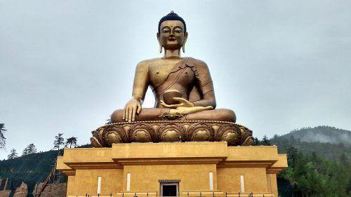 Buddha Dordenma Statue - Bhutan Tourism from India