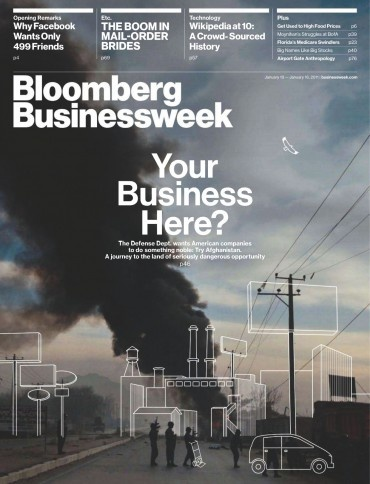 Bloomberg Businessweek - Your business here?