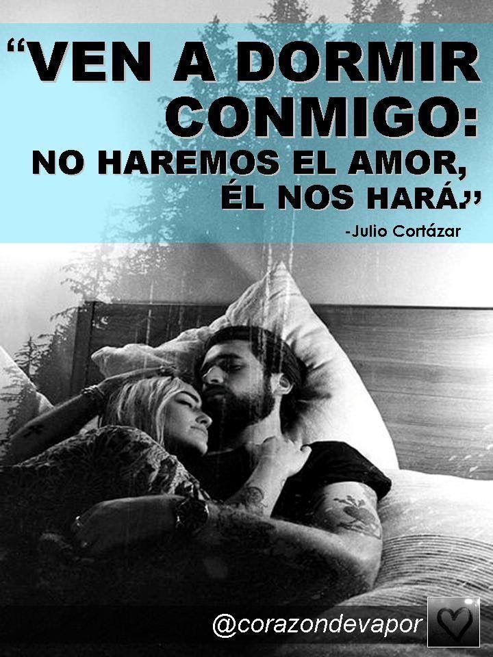 VEN A DORMIR CONMIGO,!! #amor #dormir #ven #conmigo /@corazondevapor
