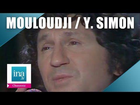 """Le Web Journal de Maurice Victor Vial: LA BELE CHANSON - Yves Simon et Mouloudji """"Les Enf..."""