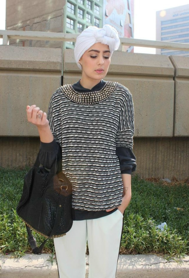 Slouchy layers- Ascia AKF