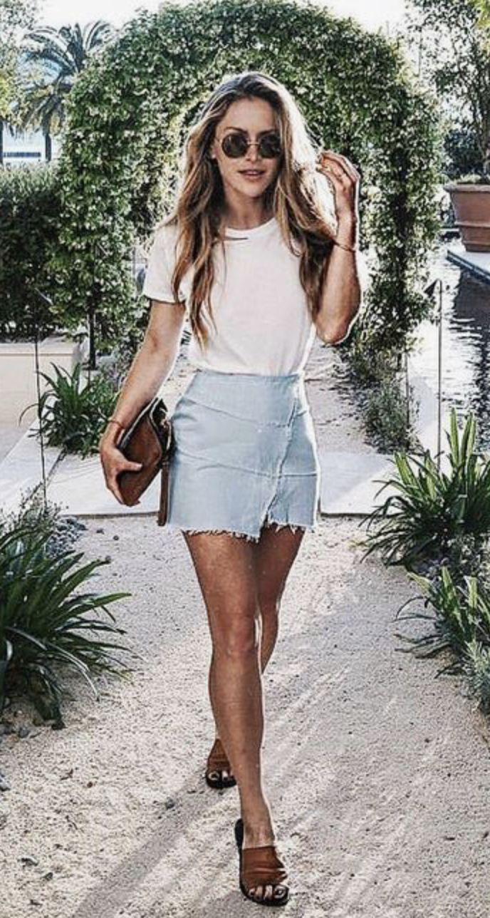 Best 20  Mini skirt outfits ideas on Pinterest | Mini skirts, Mini ...